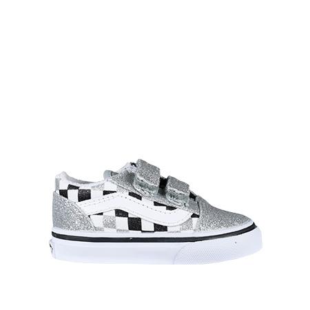 Vans Old skool Glitters TS Maten: 19 Kids love sneakers